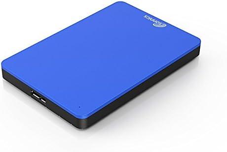 Sonnics 1TB Azul Disco duro externo