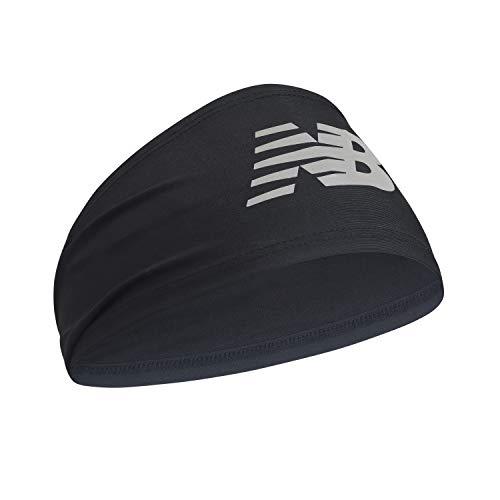 New Balance Men's and Women's Skull Cap Beanie, Athletic Headband Black