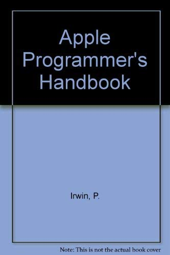 Apple programmer's handbook (Column Chart With Two Sets Of Data)
