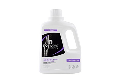 HE Odor Removal Sport Detergent for Exercise Clothing | NO SWEAT