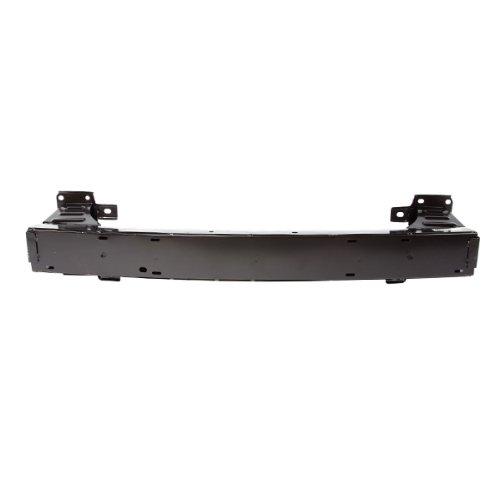 Bumper Reinforcement Impact Bar - CarPartsDepot, Front Primed Steel Impact Bar Bumper Reinforcement Assembly, 348-18809-10 FO1006253 6E5Z17757AA