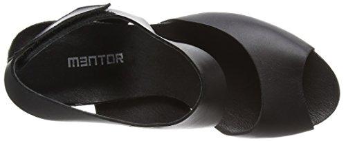 Mentor Pump - Sandalias de Tacón Mujer Negro