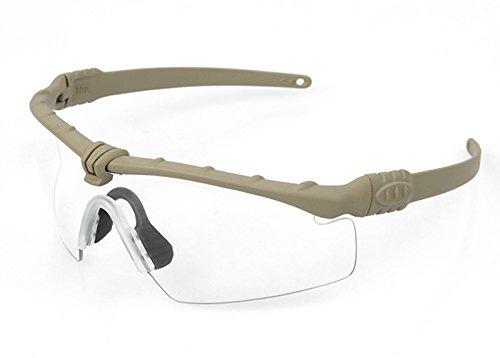 TMC M Frame 2.0 Strike ANSI z80.3 Eyewear ( DE ) for Tactical Airsoft - Frames M