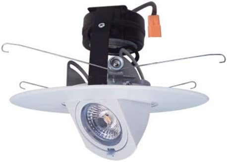 Elco EL69727W 6 Recessed 2700K LED Adjustable Pull Down Trim