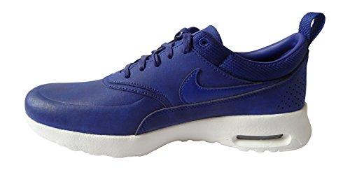 Nike - Zapatillas de Piel para mujer Azul azul 39