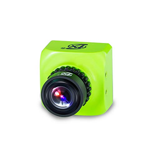 Cheap FXT T72 Mars Pro Camera 1000TVL Mini Camera with OSD (Green)