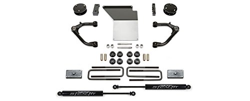 Fabtech K1062M 4in Lift System w/Shocks
