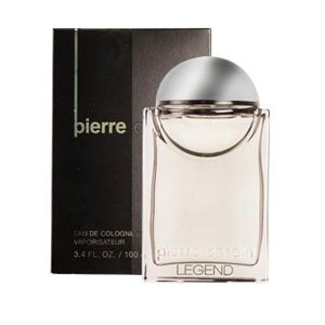 Pierre Cardin Legend Eau De Cologne Spray for Men, 3.4 Ounce (Cardin Pierre Makeup)
