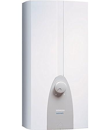 Siemens DH40024 - Calentador de agua (hidráulico, 24 kW): Amazon.es: Bricolaje y herramientas