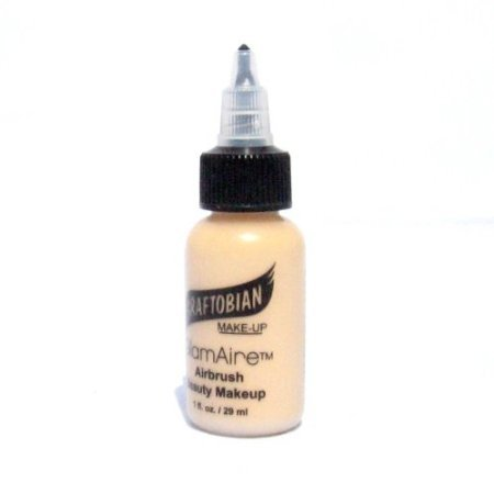 Graftobian GlamAire AirBrush Makeup 1oz, Lady Fair (N)