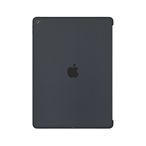 Charcoal Grey Camera Cases - Apple MK0D2ZM/A, Silicone Case For 12.9-Inch IPad Pro, Charcoal Gray