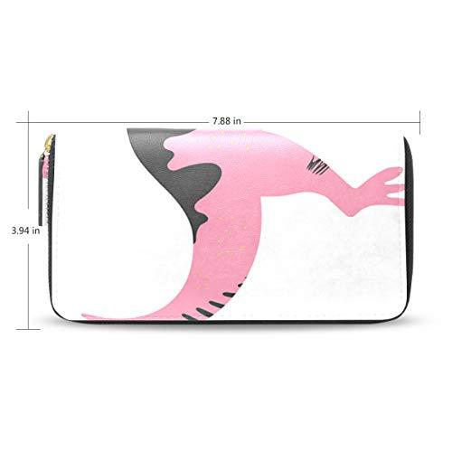 Women Cute Pink Dino Gift...