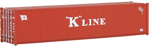 Walthers SceneMaster K-Line Corrugated Container, 40', used for sale  Delivered anywhere in USA