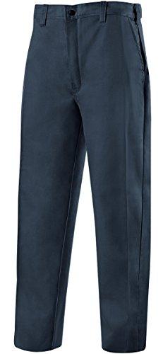 (Steiner 106-3432 Long Pants, Weldlite Navy Blue 9.5-Ounce Flame Retardant Cotton, 34'' W x 32'')