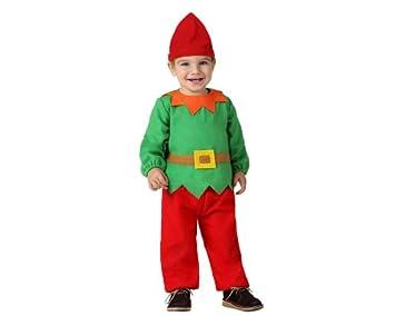 Atosa - Disfraz de duende infantil, talla 0-6 meses (8422259172536 ...