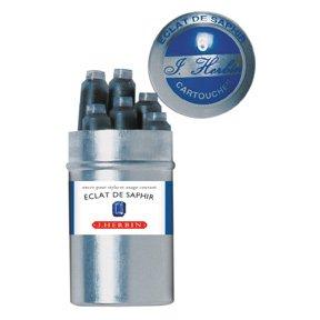 J. Herbin Ink Cartridges Eclat De Saphir