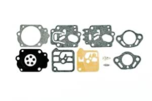 Carburetor Repair Kit For Tillotson RK-32HK, RK33HK. Kit Parts Are Compatible With Up To 25% Ethanol In Fuel.