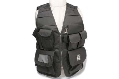 Portabrace VV-XLH Video Vest with Hood - Extra Large