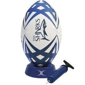 Gilbert Rugby réplica Sales inflador de tiburón para balón de ...