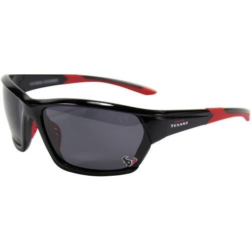 (NFL Houston Texans Full Rim Polarized Sunglasses)