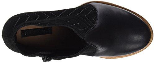 Bottes Noir Restored Skin Ebony Vesubio Neosens Classiques Beba Ebony Femme S935 zUaqYzfAw