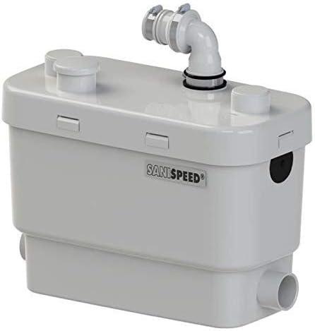 SFA 0026P Hebeanlage SaniSpeed+ - Schmutzwasserhebeanlage Test
