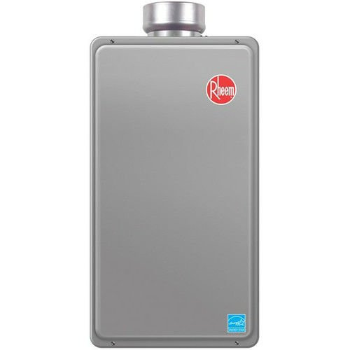 Lp Tankless Water Heater (Rheem RTG-64DVLP Prestige Low NOx Indoor Direct Vent Condensing Tankless Propane Water Heater)