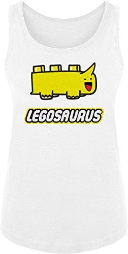 BSW Women's Legosaurus Lego Cute Dinosaur Block Tank 3XL ...
