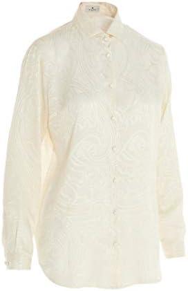 Etro Luxury Fashion Donna 1903350110990 Bianco Seta Camicia | Autunno-Inverno 20