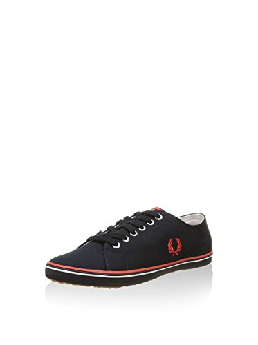 buy cheap low shipping Fred Perry WMNS Kingston Twill Navy Schwarz/Koralle shipping discount authentic sale cheap cheap outlet locations free shipping best sale 6y48d