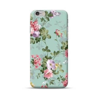 online store ad858 0e316 CaseFactory Green Vintage Floral Phone Case for iPhone: Amazon.in ...