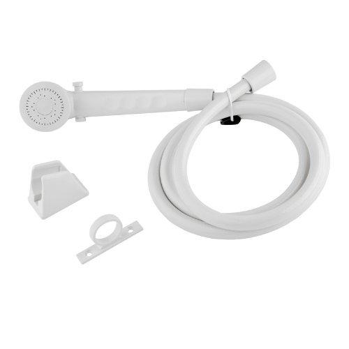 Dura Faucet DF SA130 WT White Shower product image