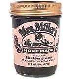 Mrs. Miller's Homemade No Sugar Seedless Blackberry Jam