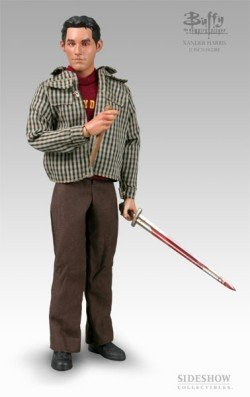 Sideshow Xander Harris 12 inch Action Figure from Buffy the Vampire Slayer
