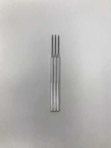 Stoned Studio 陶器ツール Needle Tool (3 Pack) Needle3x