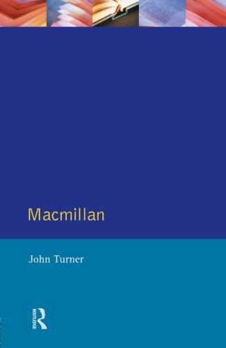 Macmillan (Profiles In Power)