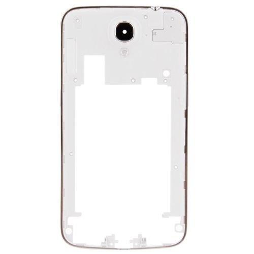 iddle Frame Bezel Housing Replacement Camera Panel for Samsung Galaxy Mega 6.3 I527 I9200 I9205 White ()