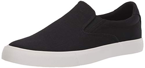 Amazon Essentials Men's Classic Canvas Slip on Sneaker
