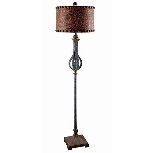 BLACK FOREST DECOR Sheridan Floor Lamp