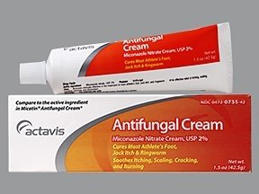 Miconazole Nitrate 2% Cream, 1.5 Oz (Cream Miconazole Antifungal)