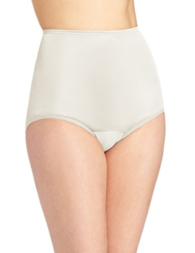 Vanity Fair Womens Perfectly Yours Ravissant Tailored Nylon Brief Panty   Size Xxxx Large   11   Candle Glow