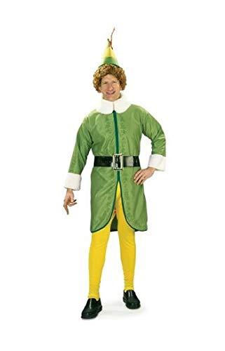 Buddy The Elf Outfit - Buddy The Elf Adult