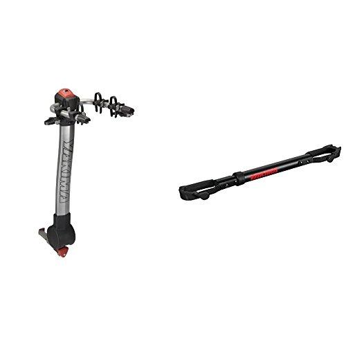 Yakima RidgeBack 2-Bike Hitch Rack w/ Yakima TubeTop Crossbar Adapter