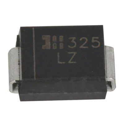 600 Watt Surface Mount Transient Voltage Suppressor - Over Voltage Transient Suppressor