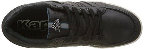 Kappa Boomer - Zapatillas de deporte Hombre Negro - Noir (Black/Real Teal/Rainy Day)