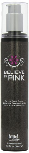 Devoted Creations BELIEVE IN PINK 30X Black Bronzer - 10 oz.
