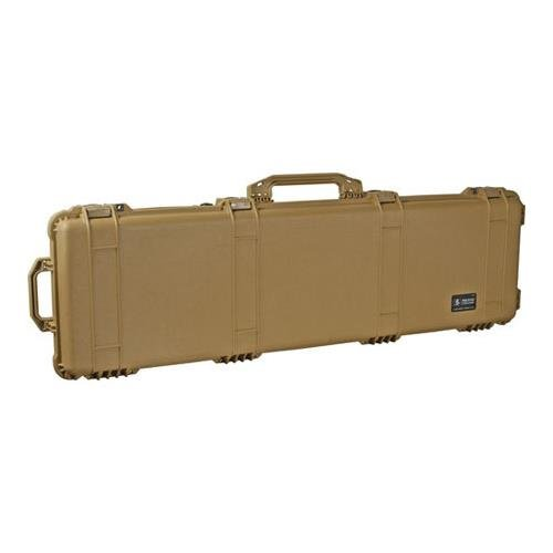 Pelican 1750 Long Case  w/ Wheels, Desert Tan