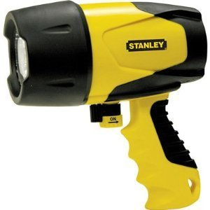 Stanley Waterproof Rechargeable Spotlight Yellow