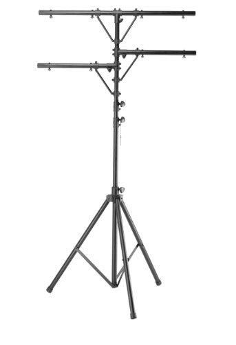 Odyssey LTP1 Tripod Stand With T-Bar And Two Side Bars 12' Tripod Stand