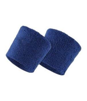 RZLECORT Sports Cotton Fitness Wrist Band, Medium